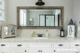 modern farmhouse bathroom embracing farmhouse bathroom designs for