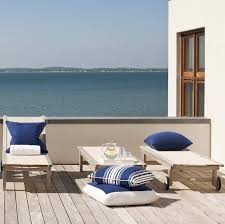 White Lounge Chair Outdoor Design Ideas Small Space Ideas For Balconies Terraces And Decks Splash