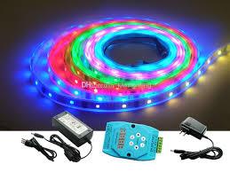 Marine Led Strip Lights Christmas 5m 500cm 5050 Smd 1606ic 1606 Ic Dream Color Rgb Light