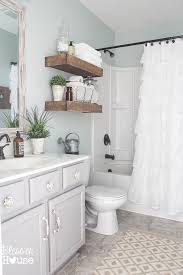 Farmhouse Style Bathrooms | 15 farmhouse style bathrooms full of rustic charm making it in the