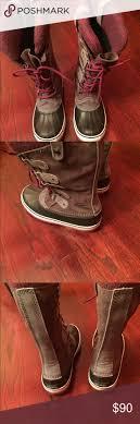 sorel womens boots size 9 best 25 sorel waterproof boots ideas on waterproof