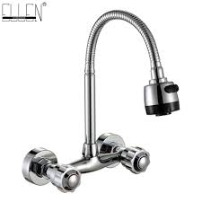 Wall Mounted Kitchen Faucet by Compare Prices On Kitchen Faucet Wall Mounted Online Shopping Buy