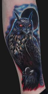 owl tattoos jamie lee parker owl tattoo tattoos and fine art