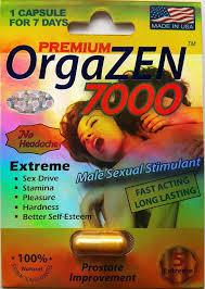 24 pills orgazen 7000 male enhancement stimulant sexual