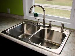 home depot sink faucets kitchen kitchen kohler k sn kitchen sink faucets artifacts single
