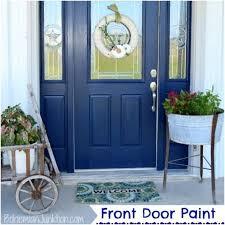 how to paint the front door front door painting hometalk