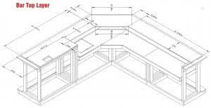 free home bar plans easy home bar plans printable pdf home bar designs