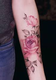 best 25 pink rose tattoos ideas on pinterest tatoo rose