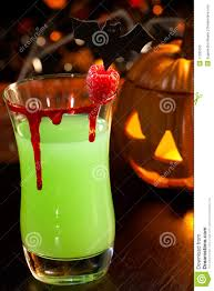 halloween drinks devil u0027s blood cocktail stock photos image