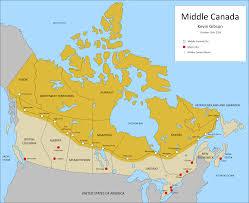 Calgary Canada Map by Middle Canada U2013 Farseer