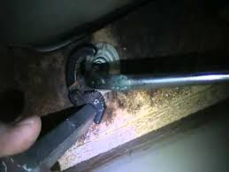 removing an kitchen faucet how to remove a kitchen faucet with a basin wrench when it is
