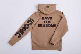 save the seasons unisex hoodie iconic united