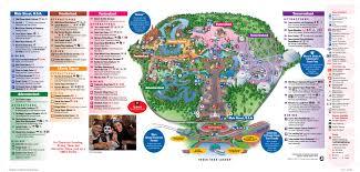 Walt Disney World Map by Disney Trip U002712