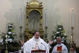 homily of newly ordained fr charles lafferty sac mass of