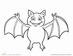 25 unique bat coloring pages ideas halloween