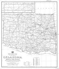 Map Oklahoma Doug Dawgz Blog Okc Street Map History