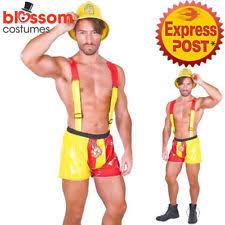 mardi gras costumes for men fireman costumes for men ebay