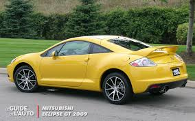 mitsubishi yellow 2009 mitsubishi eclipse specs and photos strongauto