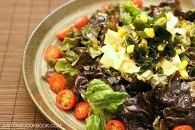 tofu salad with sesame ponzu dressing 豆腐サラダ u2022 just one cookbook
