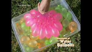 water balloons einstein balloons tv commercial lasting water balloons