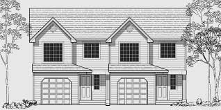 3 bedroom 2 story house plans collection duplex plans 3 bedroom with garages photos the