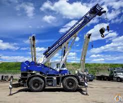 tadano tr 800xxl 4 crane for sale in oakville ontario on