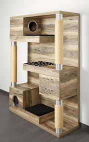 Modern Cat Bed Furniture by Amazing Custom Cat Tower For Cats That Already Have Everything