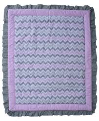 10 Piece Nursery Bedding Sets by Babyfad Elephant Chevron Pink 10 Piece Baby Crib Bedding Set