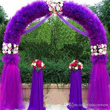 wedding flower arches uk purple balloon arches online purple balloon arches for sale