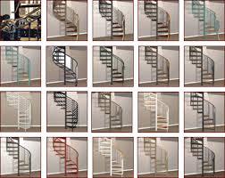 custom iron spiral stairs
