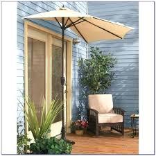 Half Umbrella Patio Half Patio Umbrella With Stand Half Canopy Patio Market Umbrella