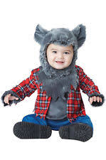 infant costume wolf costume for babies infant wittle 12 18 months 10049