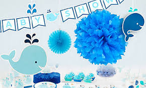 baby shower boy baby shower decorations for boys party city