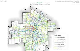 Spine Map Chief Peguis Trail Extension West Pis Bike Winnipeg