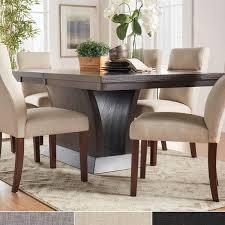 Charles Espresso Contemporary Dining Set By INSPIRE Q Modern - Espresso dining room set