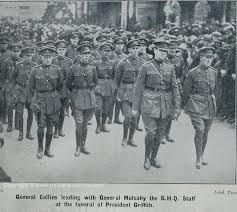 Years Ago   The Death of Arthur Griffith    August