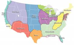 us map divided by time zones time zone lines usa us time zone america oc proposed