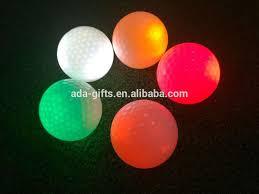 light up golf balls multi color light up led golf ball wholesale flashing led golf balls