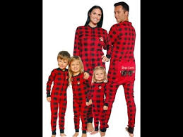 matching flannel pajamas for family top 10matching