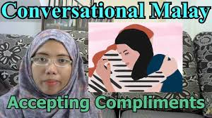 Malay Meme - learn malay 123 accepting compliments youtube