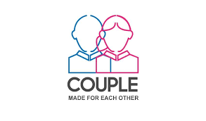 free wedding couple logo design template graphicspsd on couple