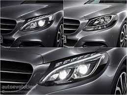 mercedes led headlights 2014 mercedes benz c class page 85 conti talk mycarforum com