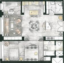 Small House Floor Plans With Loft by Floor Plan Soho Loft Architecture Pinterest Soho Loft Soho