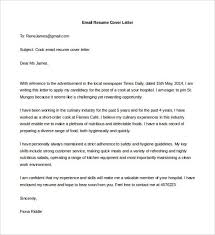 breathtaking cover letter for email resume attachment cover letter