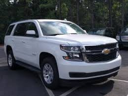 2007 Chevy Tahoe Ltz Interior Used Chevrolet Tahoe For Sale Carmax