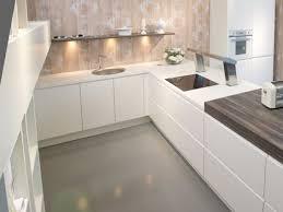 cuisine blanc mat sans poign déco cuisine blanc mat sans poignee 98 01440509 lit photo