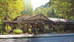 Big Sur Map Big Sur Lodge Pfeiffer Big Sur State Park California