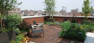exterior simple roof terrace design ideas with pattern wooden