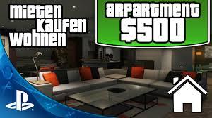 Haus Kaufen Mieten Gta 5 Online Mieten Kaufen Wohnen 500k Glamour Apartment Tour