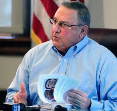 lepage effectively endorses racial profiling in maine u0027s battle